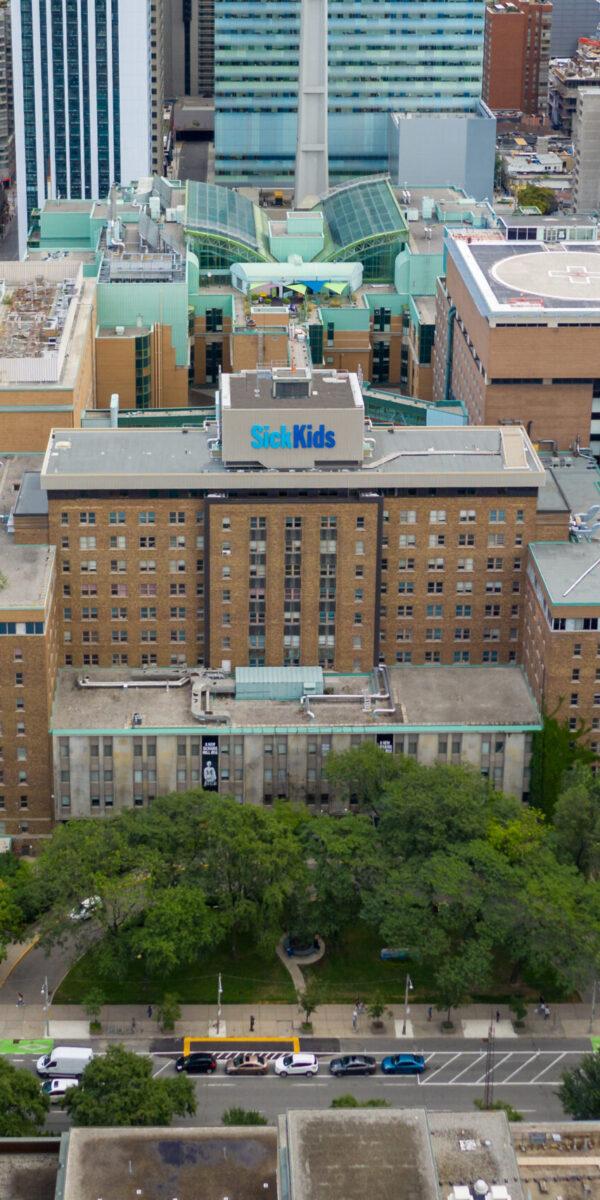 Sick Kids Hospital - Toronto_5